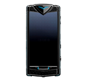 Vertu Constellation T Black Neon Blue